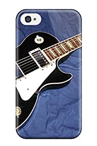 Series Skin Case Cover For Iphone 4/4s(guitar)