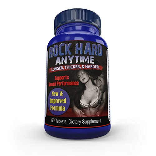 Sex Pills For All Ages of Adult Men, Dietary Supplement, Male Sexual Enhancement, Testosterone Booster, Performance Drive, Climax, Orgasm, Libido Best Choice Made in USA. (Men Sexual Drive)