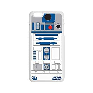 Star Wars the Clone Wars Pattern Plastic Case For Iphone 6 by lolosakes