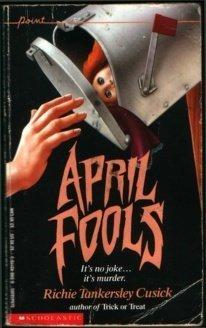 book cover of April Fools
