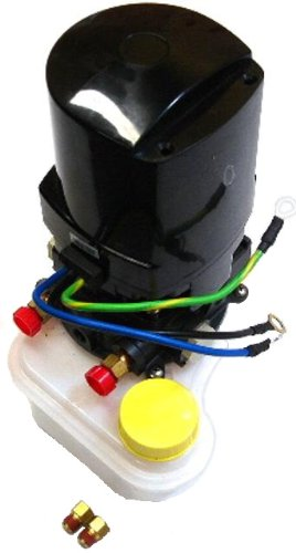 (DISCOUNT STARTER & ALTERNATOR New Tilt/Trim Motor Fits Mercruiser Outboard Motors (Late) 30-200HP w/Reservoir)