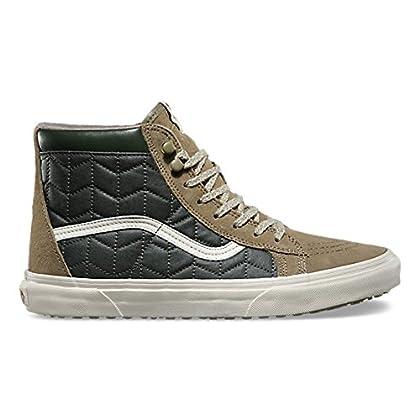 e9acfdfdbb2c Vans SK8-HI MTE CA Vans MOOD INDIGO QUILTED Mens Shoes VN000316I2I (8.5)