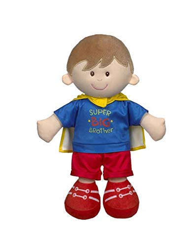 Baby Ganz Super Big Brother Plush Doll from Ganz