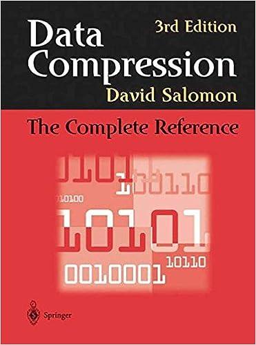 Amazon com: Data Compression: The Complete Reference