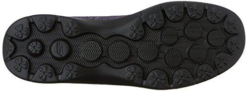 Skechers Rendimiento ir paso Pose Walking Shoe Black