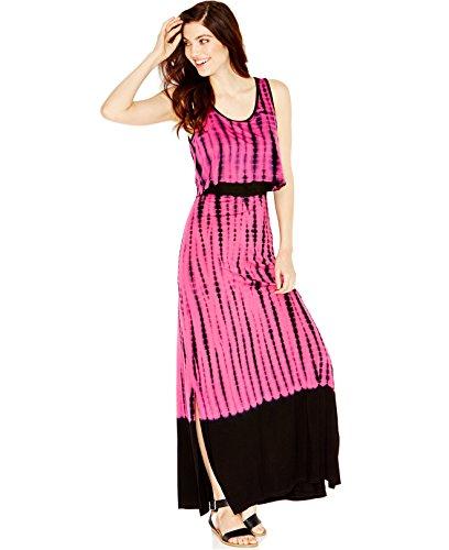 Dip Dyed Maxi Dress - 8