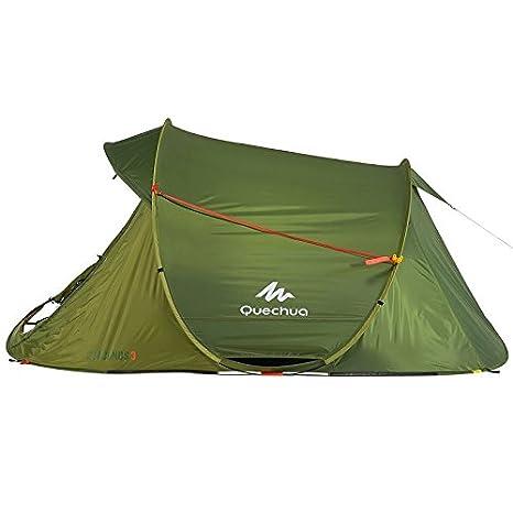 Decathlon Quechua 2 Seconds Easy 3 tienda de campaña 3 personas: Amazon.es: Deportes y aire libre