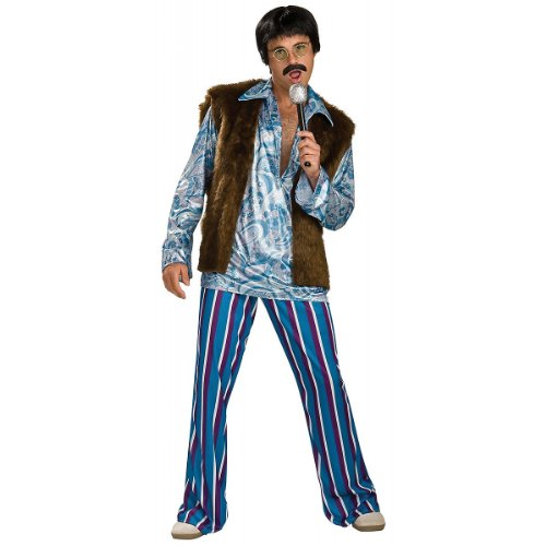 Rubie's Costume Co. Men's Rock Star Guy Costume, As Shown, (Sonny Cher Costumes Halloween)