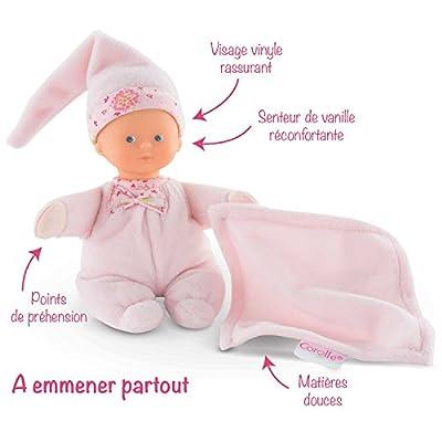 Corolle mon doudou Minirêve Cotton Flower Toy Baby Doll: Toys & Games