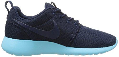Corsa Blu Mid 444 Bl Nvy Midnight W Nike da Roshe Td Pl Navy Donna Scarpe One Xx01wxRnqF