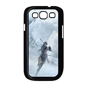 Rise Of The Tomb Raider Samsung Galaxy S3 9300 Cell Phone Case Black DIY Ornaments xxy002-9210434