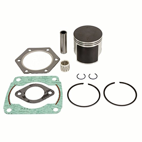 1990-2006 POLARIS TRAIL BLAZER 250 TOP END REBUILD KIT INCLUDES PISTON, GASKETS, WRIST PIN BEARING STANDARD STOCK BORE 72mm
