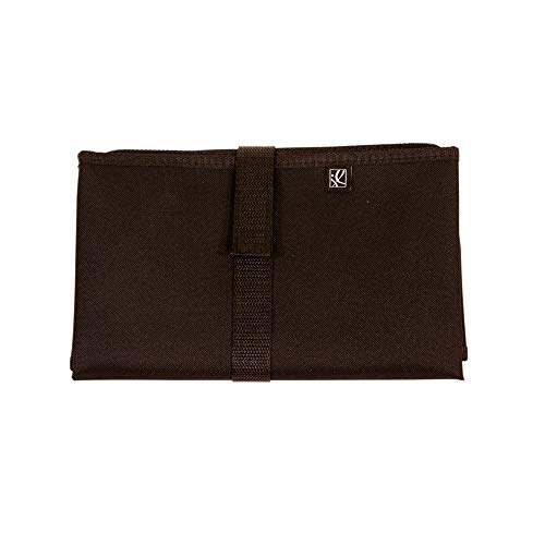 J L Childress Full Body Changing Pad - Black