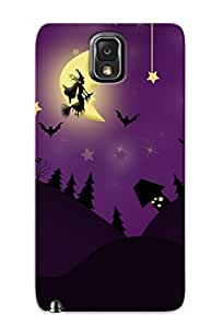 Galaxy Note 3 PcELlZk2104xmvEH Halloween Night Tpu Silicone Gel Case Cover For Lovers