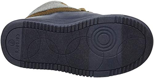 Pictures of Carter's Kids Boy's Bay2-b Navy Duck Boot Fashion CF180272 6