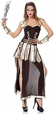 Traje de neopreno para mujer Sexy disfraz de gladiador par ...