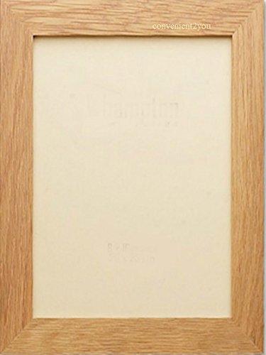 A1 A2 A3 A4 A5 A6 Picture Photo Frames Black & Oak Wooden Effect (6 ...