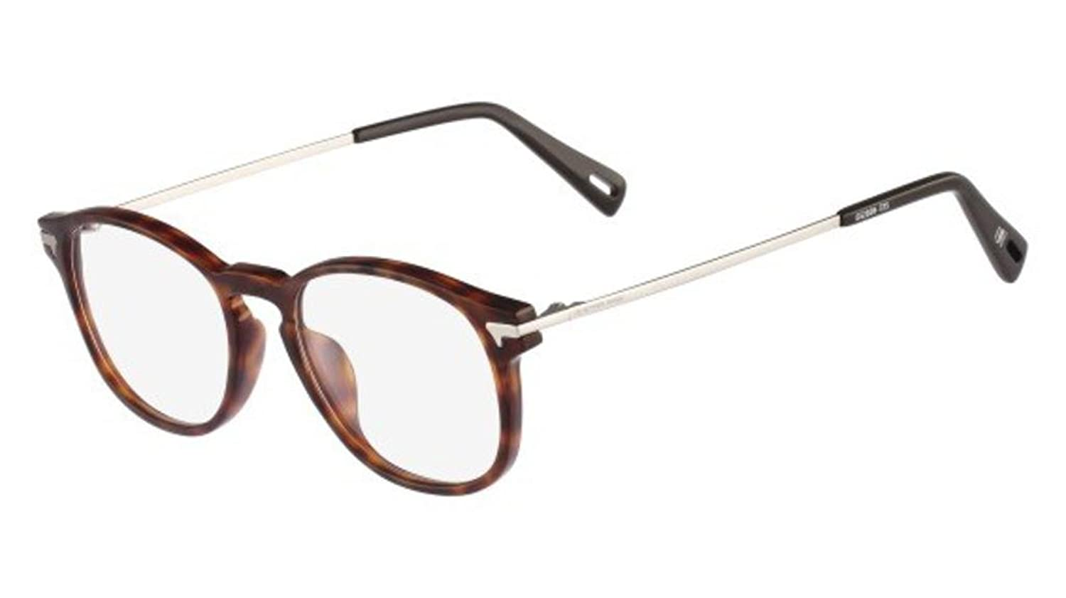 G-STAR RAW Eyeglasses GS2608 COMBO ROVIC 725 Blonde Havana 48MM