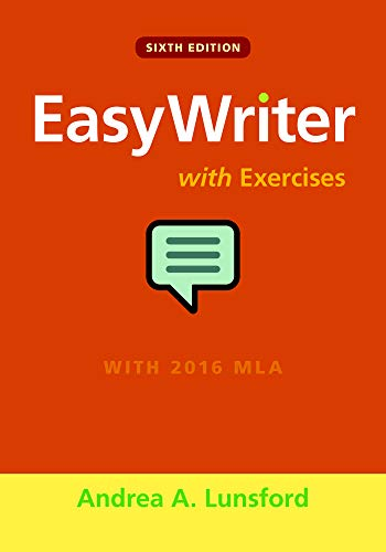 EasyWriter with Exercises ()