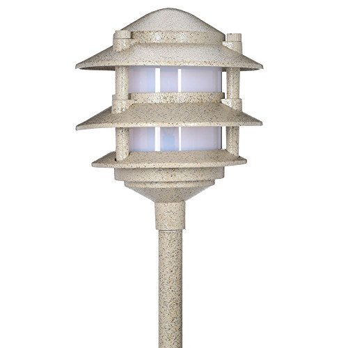 Low Voltage Colored Landscape Lighting