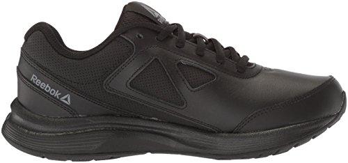 Reebok Dames Walk Ultra 6 Dmx Max Sneaker Zwart / Aluminium