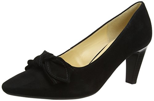 Schwarz Gabor Pumps Fashion 17 Damen Shoes Schwarz 65 154 c0rwW0Oxq1