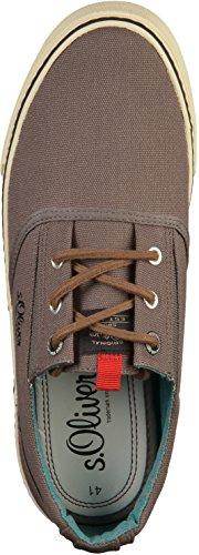 Baskets Gris Oliver s Homme Basses 13604 HR4nSqF