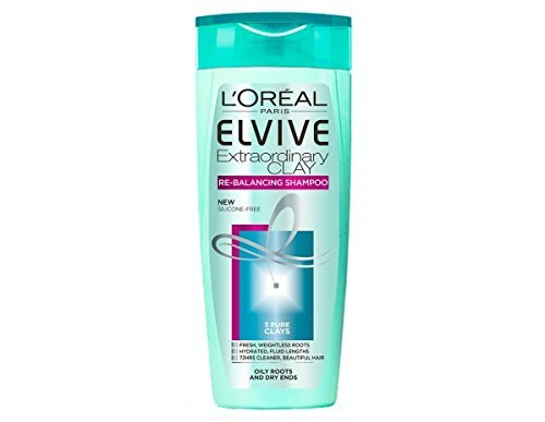L'Oral Elseve / Elvive Extraordinary Clay Shampoo 250