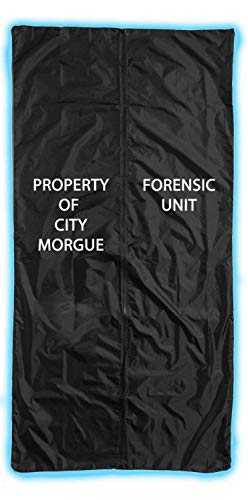 Forum Novelties Zip Up Dead Body Bag Prop ()