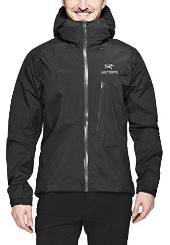 - Arc'teryx Men's Alpha SL Jacket Black MD