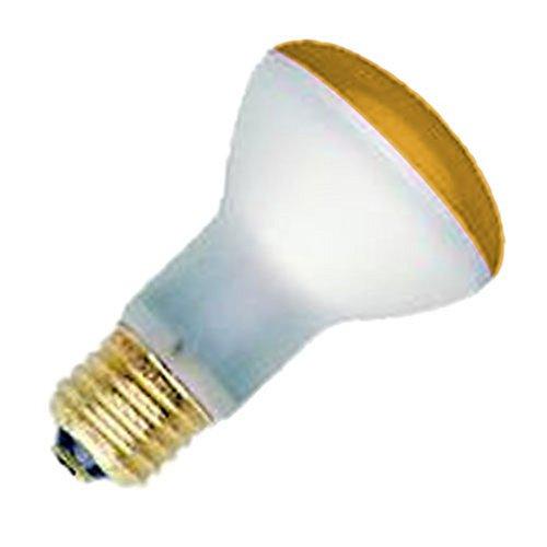 Havells-SLI 60193 - 50R20/AMBER - 50 Watt R20 Incandescent Amber Flood Light Bulb - Flood Standard Base