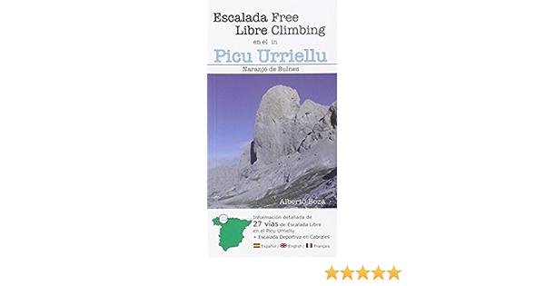 Escalada Libre en el Picu Urriellu: 27 vías de Escalada Libre ...
