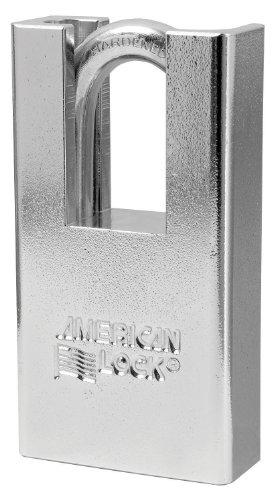 (American Lock A5300D Steel Padlock, 1-3/4