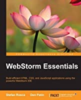 WebStorm Essentials Front Cover