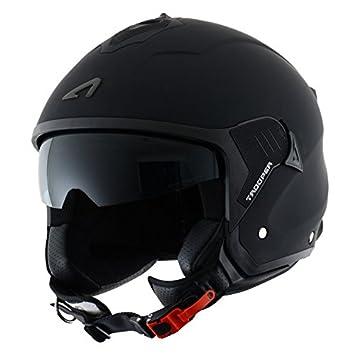 ASTONE Minijet Trooper - Casco deportivo