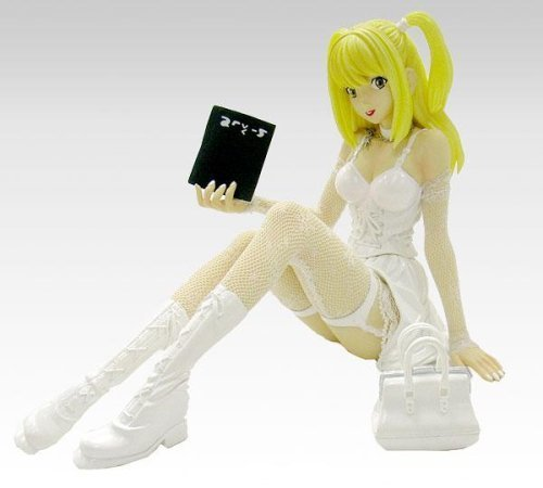 Moeato collection Death Note Misa Amane Ami Ami limited white version Complete Figure