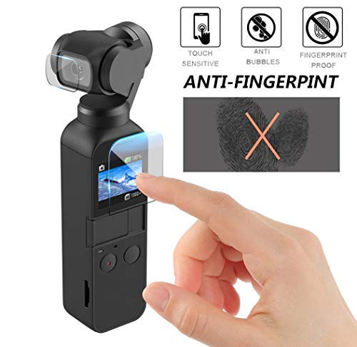 Fullwei DJI Osmo Pocket Accessories Explosion-proof TPU Screen Protector (6PCS)