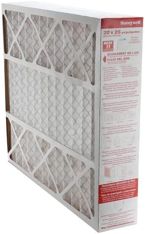 "Honeywell FC100A1037 Ultra Efficiency 4"" Furnace Filters"