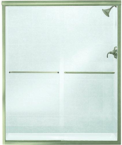 Sterling Plumbing 5475-59N-G05 Shower Door Bypass 70-1/16