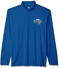 f80020004eb NBA Orlando Magic Men s Quarter Zip Pullover Shirt …  24.99 24.99