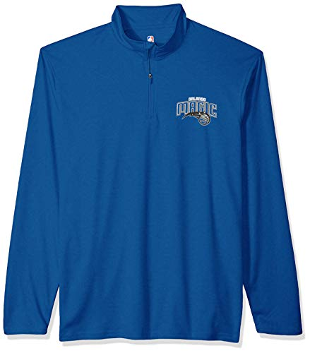UNK NBA Men's Quarter Zip Pullover Shirt Athletic Quick Dry Tee, Team Color – Sports Center Store