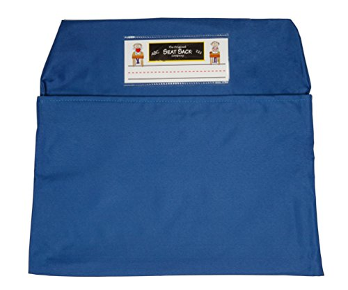 Seat Sack Large Chair Storage Pocket (17'' in length with 2'' gussets on three sides) by Seat Sack (Image #3)