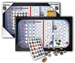 Nhl National Hockey League Magnetic Standings Board Amazon Ca