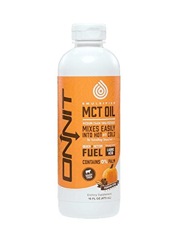 Onnit Emulsified MCT Oil Coconut Derived