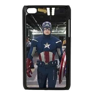 C-EUR Diy Phone Case Of Avengers Marvel For Diy For Touch 5 Case Cover
