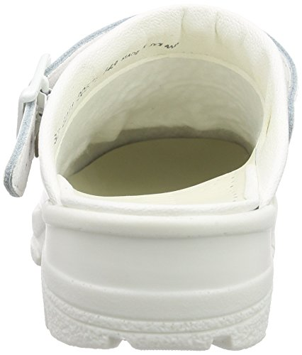 Duty Bianco 1 Sanita White Adulto Unisex SB San – Zoccoli Open Ovw5P8q
