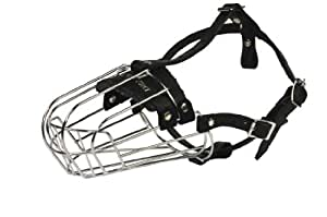 Amazon.com : Dean and Tyler Wire Basket Muzzle, Size No