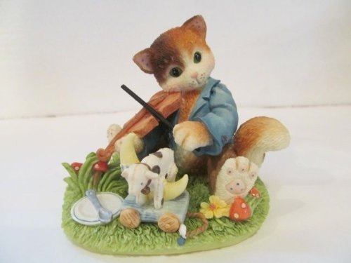 Calico Kittens **Hey Diddle, the Cat & the Fiddle** 166456