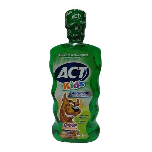 ACT Anticavity Scooby Doo Watermelon Fluoride