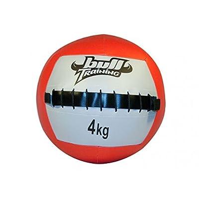 Bull Training Wall Ball 4 kg en polyuréthane souple